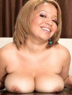Busty blonde Nancy Navarro from Scoreland