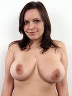 Czech Casting amateur model Sona